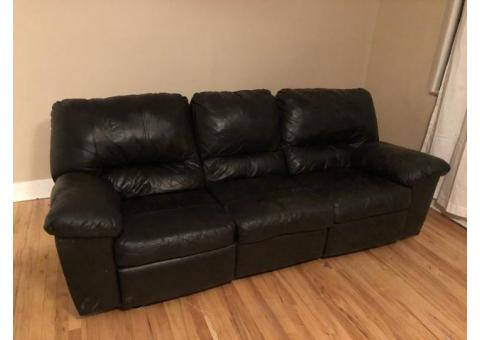 Reclining Couch/Sofa