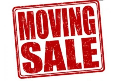 Moving/Estate Sale