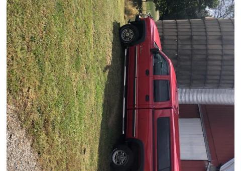 2002 Chevrolet HD2500